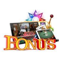 Principaux jeux disponibles avec des bonus