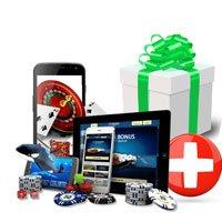 Meilleurs bonus des casinos en ligne de la Suisse